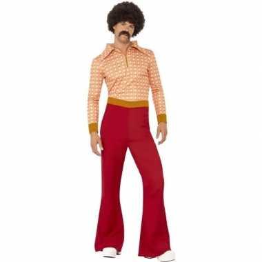 Jaren 70 seventies foute kleding voor heren