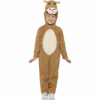 Kameel foute kleding voor kinderen