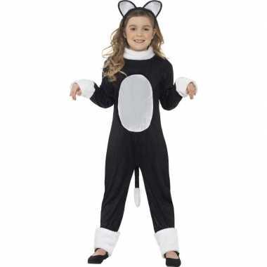 Katten/poezen foute kleding voor kinderen