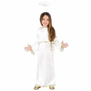 Kerst engel sariel foute kleding/jurk voor meisjes