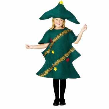 Kerstboom foute kleding voor kinderen