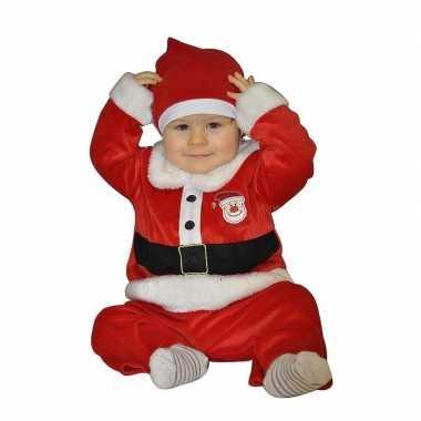 Kerstman foute kleding voor babies 1 2 jaar