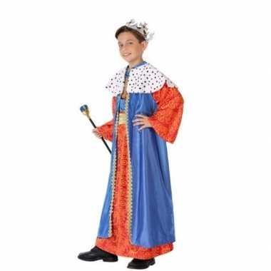 Kinder foute kleding wijzen uit het oosten blauw