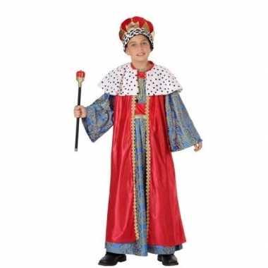 Kinder foute kleding wijzen uit het oosten rood