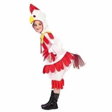 Kip/haan foute kleding voor kinderen