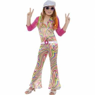Kleurrijke foute kleding voor meisjes