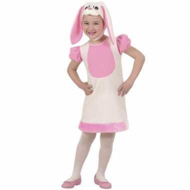 Kleuter foute kleding konijntje