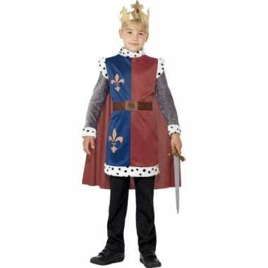 Koning arthur foute kleding voor kinderen