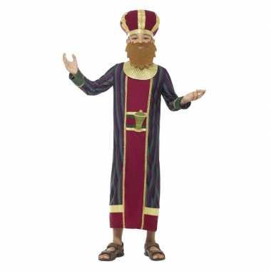 Koning balthazar foute kleding voor jongens 3 koningen kerst foute k