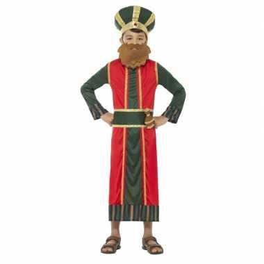 Koning caspar foute kleding voor jongens 3 koningen kerst foute kled