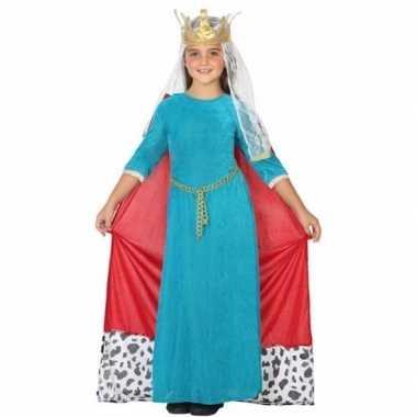 Koninginnen foute kleding voor kinderen