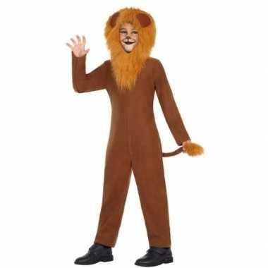 Leeuw leo foute kleding voor kinderen