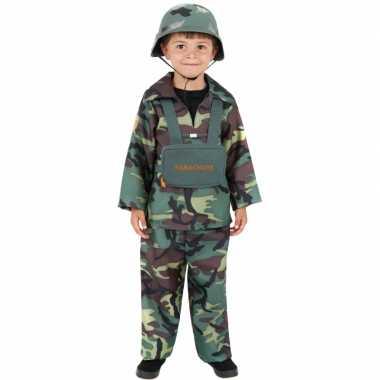 Leger foute kleding kinderen