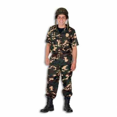 Leger foute kleding voor mannen