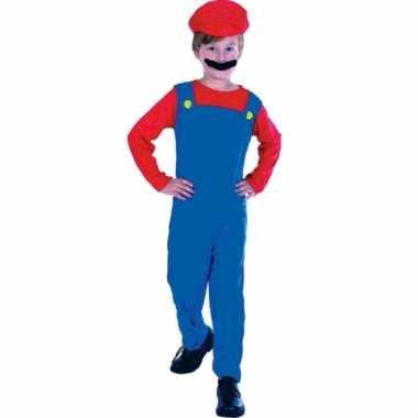 Loodgieter mario foute kleding voor kinderen