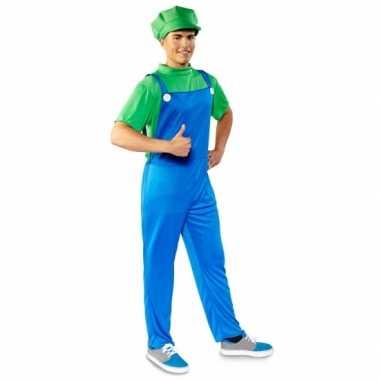 Luigi heren foute kleding