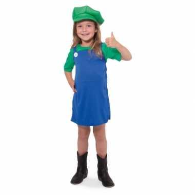 Luigi meisjes foute kleding
