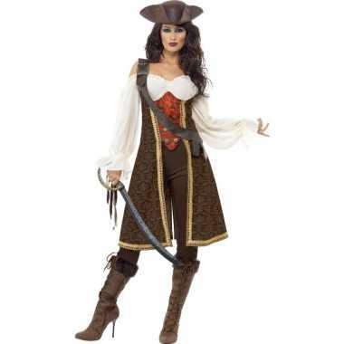 Luxe piraten foute kleding voor dames