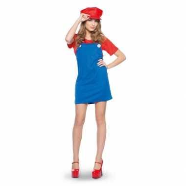 Mario dames foute kleding
