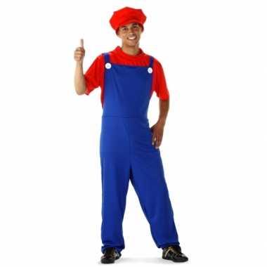 Mario heren foute kleding