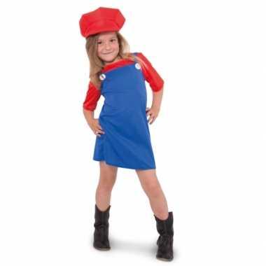 Mario meisjes foute kleding