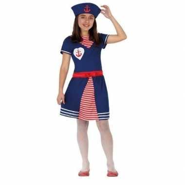 Matrozen jurkje/foute kleding voor meisjes