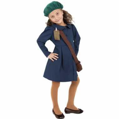 Meisjes schoolfoute kleding