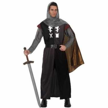 Middeleeuws ridder foute kleding voor heren
