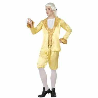 Middeleeuwse lakei foute kleding voor heren