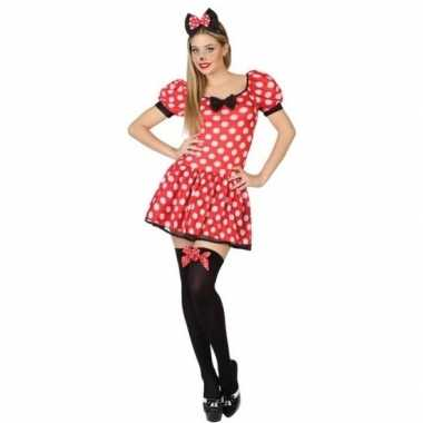 Muis/mouse foute kleding/jurk voor dames