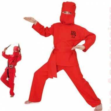 Ninja foute kleding voor kinderen