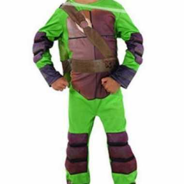 Ninja turtle foute kleding voor jongens