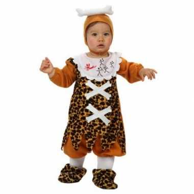 Oermens foute kleding voor babies