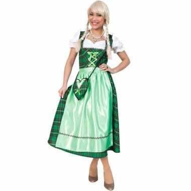 b58bd8264b6ab4 oktoberfest foute kleding met groene schotse ruit