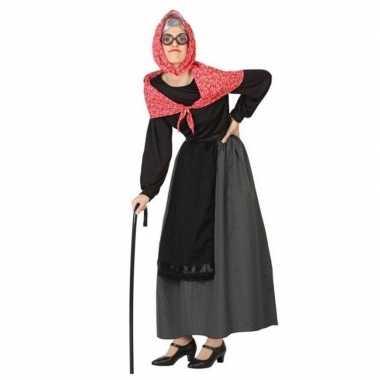 Oma jurk/foute kleding voor dames