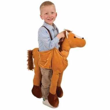 Paarden instap foute kleding voor kids