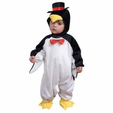 Pinguin foute kleding voor peuters