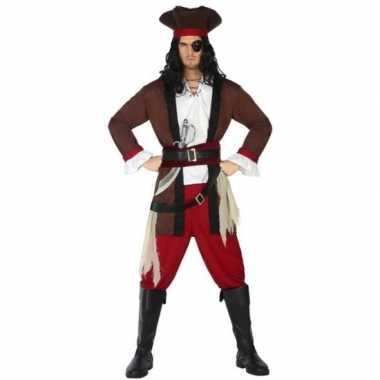 Piraat henry pak/foute kleding voor volwassenen