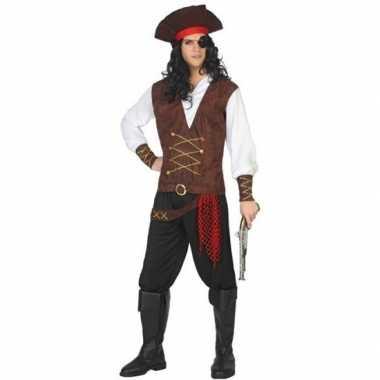 Piraat lewis pak/foute kleding voor volwassenen