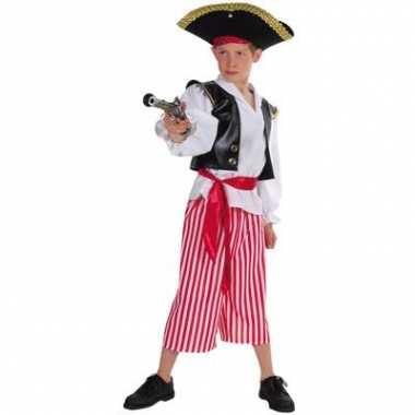 Piraten foute kleding kinderen
