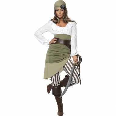 Piraten foute kleding voor dames