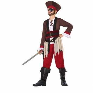 Piraten foute kleding voor jongens