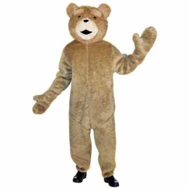Pluche beren foute kleding ted