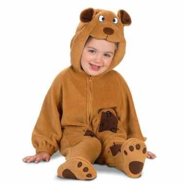 Pluche beren foute kleding voor babys