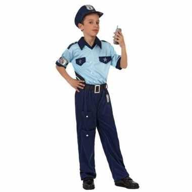 Politie agent pak / foute kleding voor jongens