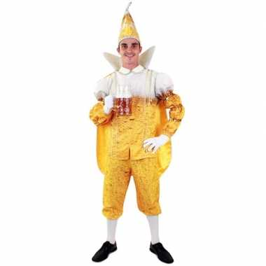 Prins carnaval pils/bier foute kleding voor heren