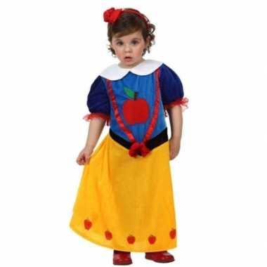 Prinsessen baby foute kleding