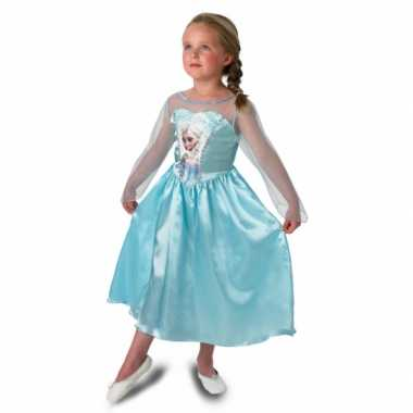 Prinsessen feest foute kleding elsa voor meisjes