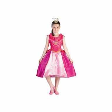 Prinsessia foute kleding roze