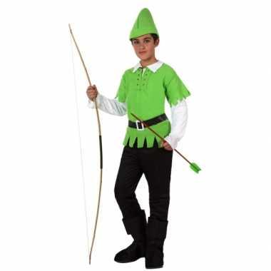 Robin hood kinder foute kleding